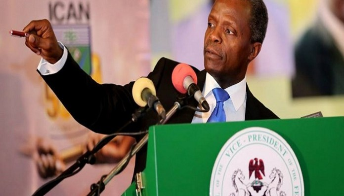 Image result for No country can survive a religious crisis – Osinbajo warns