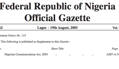 MTN Fine Controversy: Here Is What The NCC Act Says About Fines
