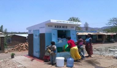 Lagosians To Enjoy Water Through Distribution Kiosk System