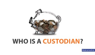 Who is a Custodian?