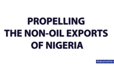 Collaboration key for Nigeria's Non-Oil Export Growth- Sakoma