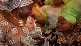 Billions made as Nigerian stock market post best week since Buhari won election