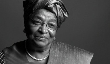 While Buhari Stays Abroad, Sirleaf Has Banned All Government Officials From Foreign Travel