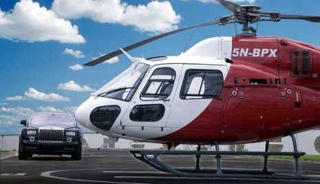 AMCON Takes Over OAS Helicopters, Seals Their Office.
