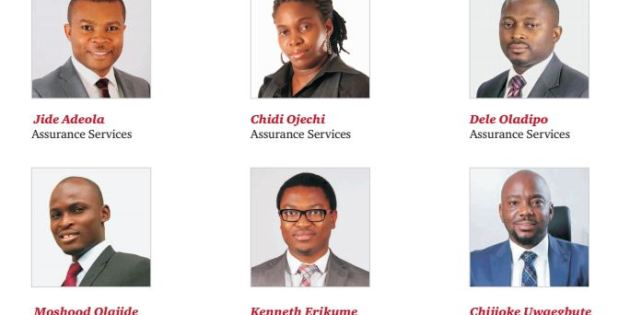 PWC Nigeria just made these young guns partners
