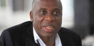 Rotimi Amaechi, Minister of Transport, Nigerian railway contract with CCECC and CRRC, China Civil Engineering Construction Corporation, Chinese Railway Rolling stock Corporation
