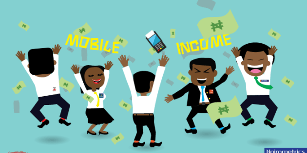 Nigerian banks rake in N132.4 billion from E-business Income in 2016