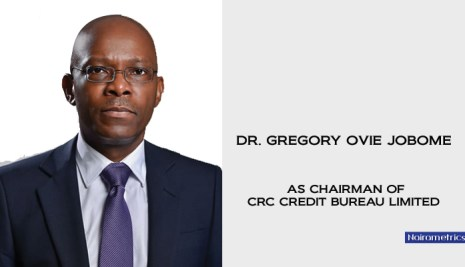 CRC Credit Bureau Limited announce Jobome as Chairman and other new board appointments