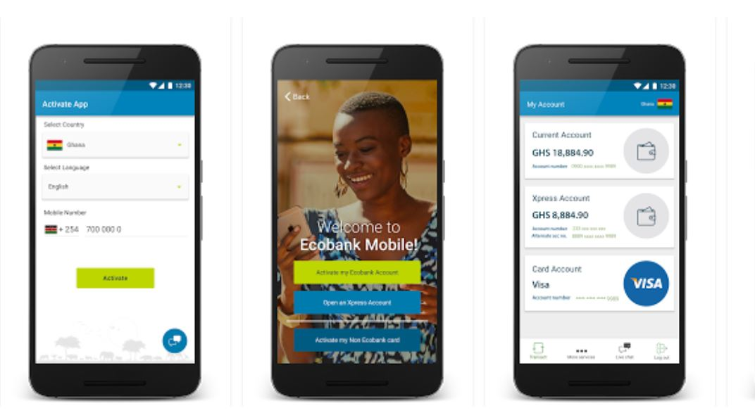 Ecobank Mobile App in Africa processed transactions worth $1 billion