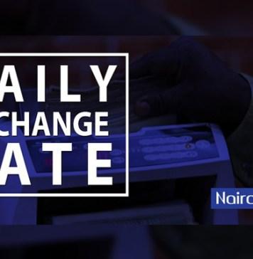 NIGERIA: Daily Parallel Market Exchange Rate