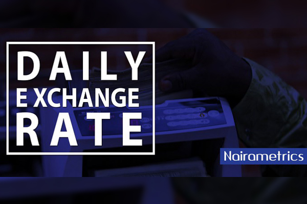 NIGERIA: Daily Parallel Market Exchange Rate