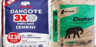Dangote-and-Elephant-cement-bags-Nairametrics