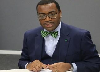Dr. Akinwnmi Adesina,