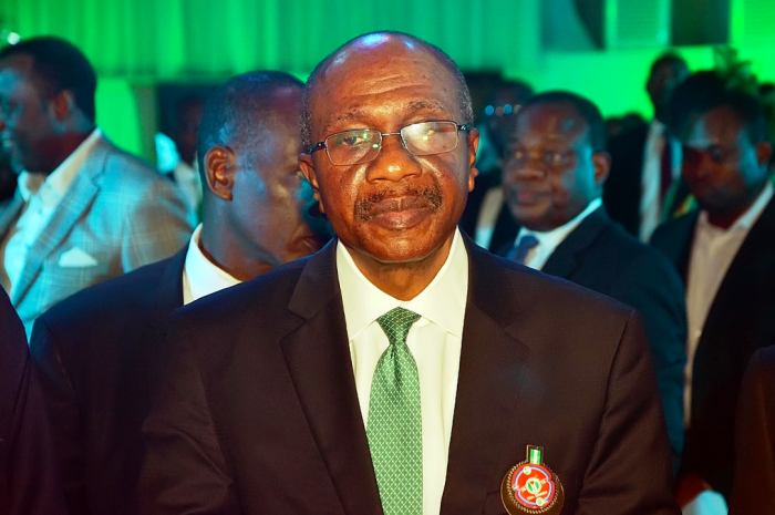CBN Governor, Jim Ovia, Godwin Emefiele