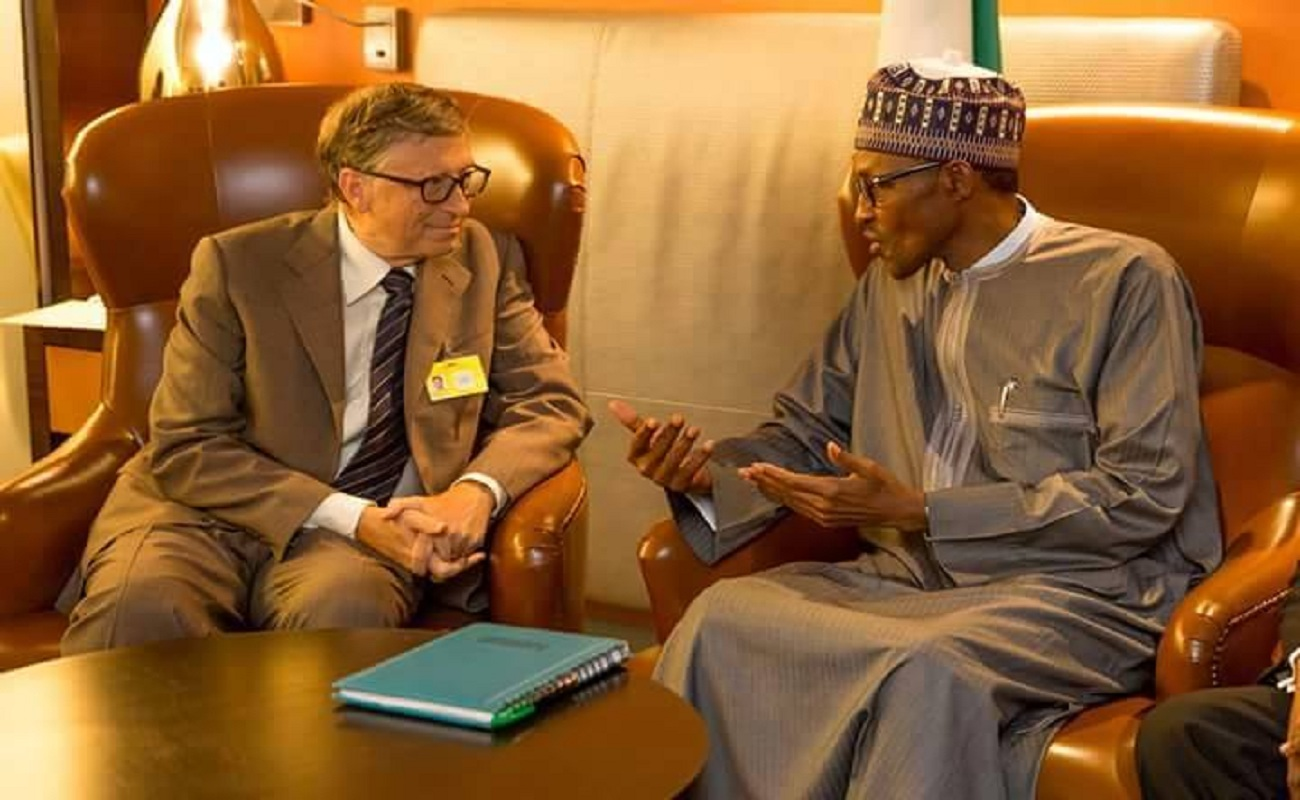 Bill Gates asks FG to focus on human capital