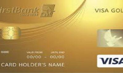 Firstbank Visa Gold Card