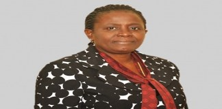 Funke Moore, Acting Managing Director