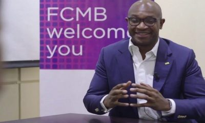 Ladi Balogun CEO FCMB Group