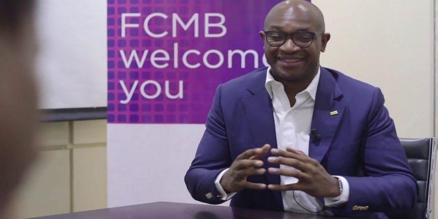 Ladi Balogun CEO FCMB Group