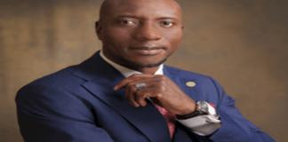 Oscar Onyema, CEO of the Nigerian Stock Exchange
