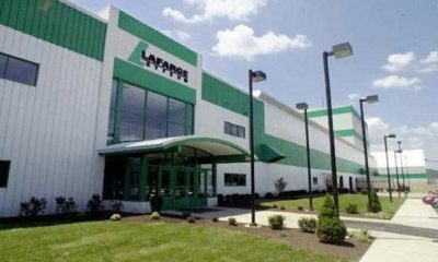 Lafarge Factory Plant, Lafarge Africa right issue
