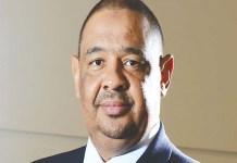 Adamu Nuru, FCMB Managing Director