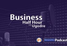 Business half hour