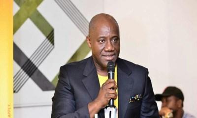 Chinedum Okereke, Managing Director, Suntory Beverage and Food Nigeria Limited