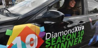 Winner of Diamondxtra, Diamond Bank, Access Bank, Consolidation, Promo