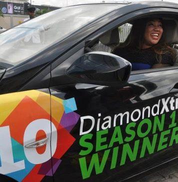 Winner of Diamondxtra