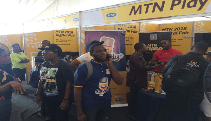 MTN Q1 revenue rises 9%.