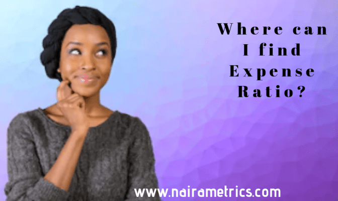 WHERE CAN I FIND EXPANSE RATIO