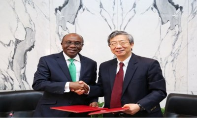 Nigeria and China currency swap - nairametrics
