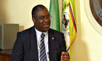 Mr Tunde Fowler Chairman, Federal inland Revenue Service (FIRS), Tax