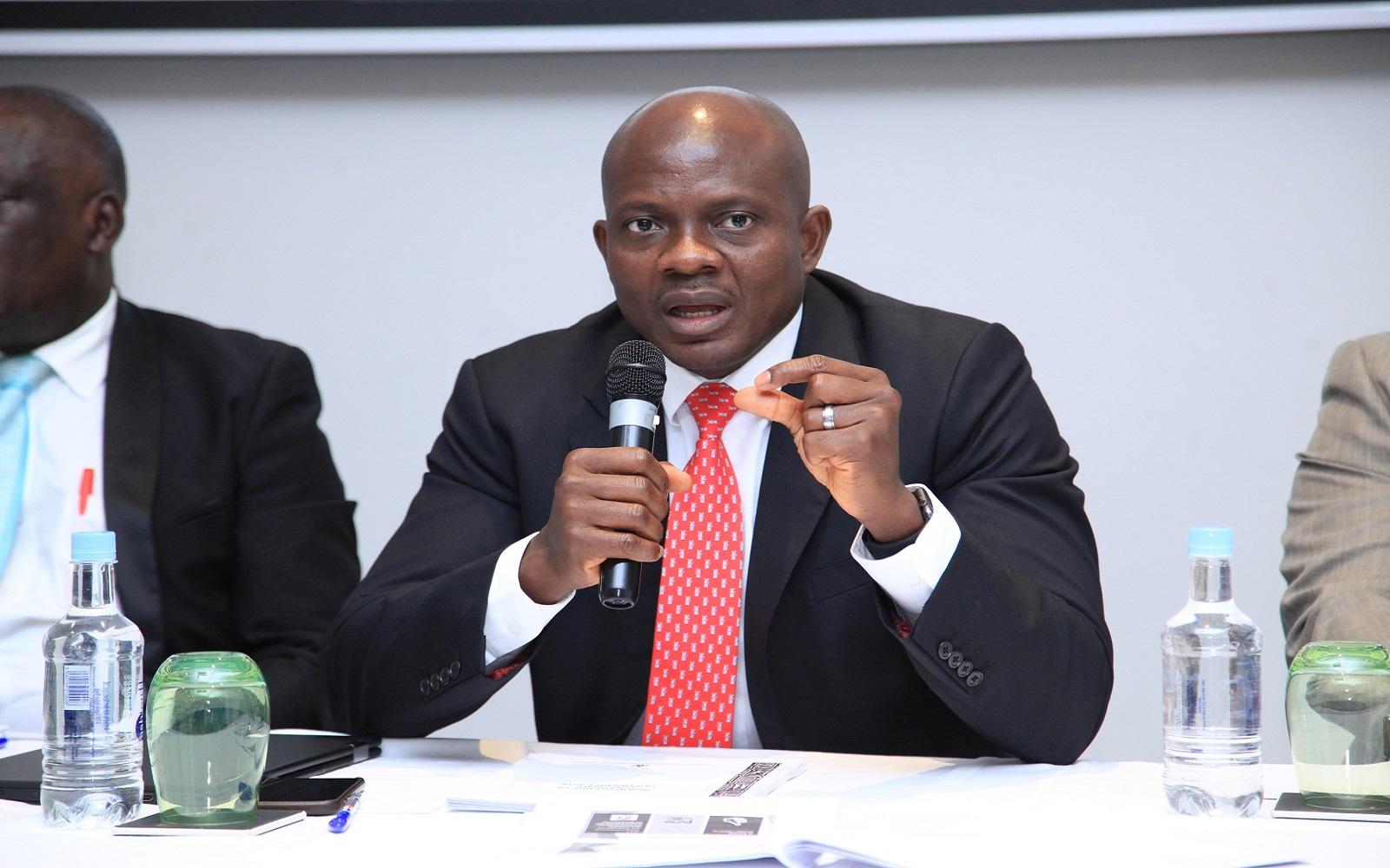 Image result for Executive Secretary, Mr Daniel Asapokhai