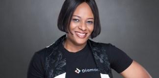 Chioma Afe, Head of Corporate Communications, Diamond Bank Plc