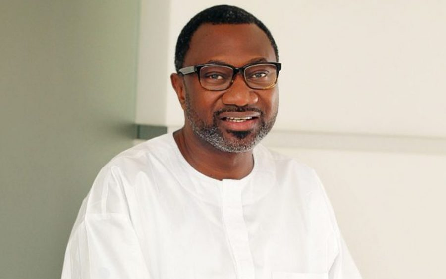Nigerians are freaked out as Femi Otedola donates N5 billion to charity