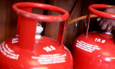 Nigerians paid less to refill cooking gas in October - NBS report