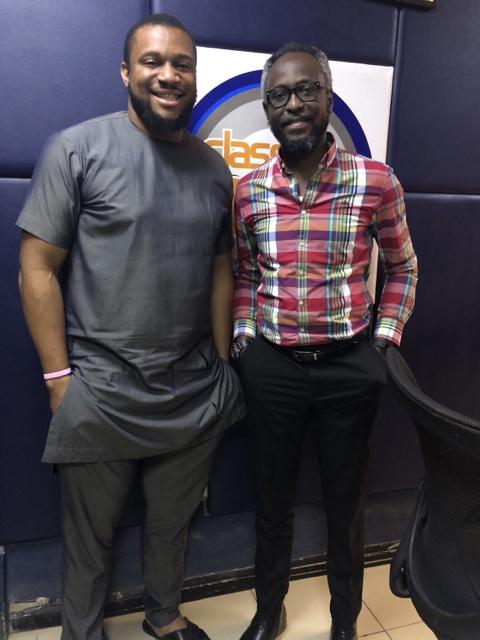 Chinedu Azodoh and Ugodre