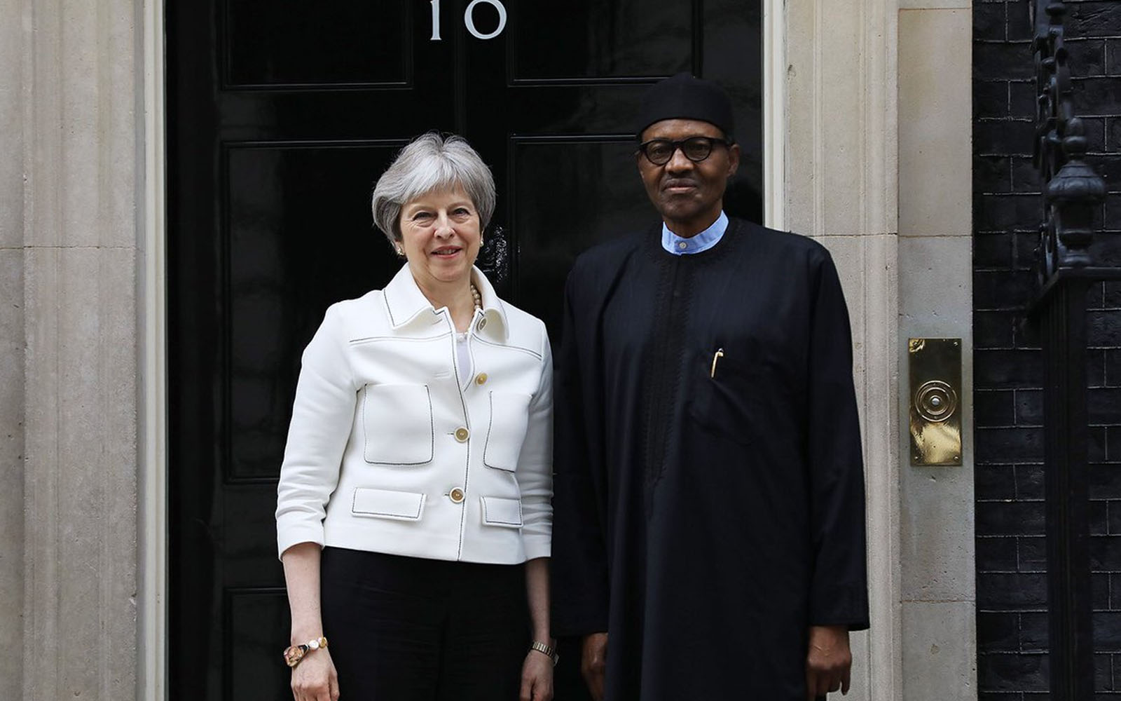 Theresa May's got moves: Reactions to Africa visit