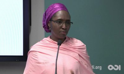Finance Minister Zainab Ahmed, Fuel Subsidy removal in Nigeria,