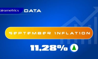 Nairametrics data - September inflation