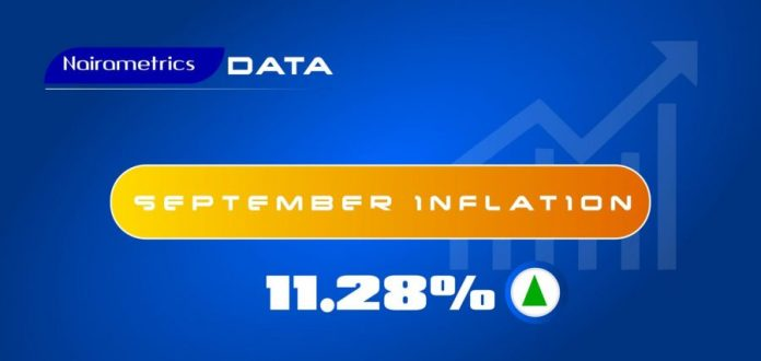 Nairametrics data - September inflation