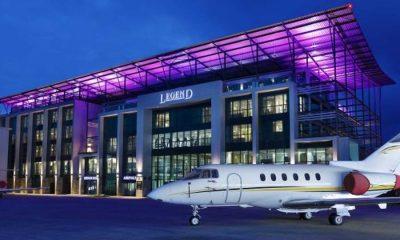 Hilton Legend Lagos Airport Hotel
