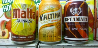 Malt drinks in Nigeria