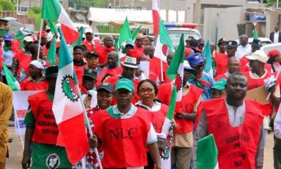 Minimum wage, Oil marketers back out of NLC, TUC nationwide strike, support deregulation policy