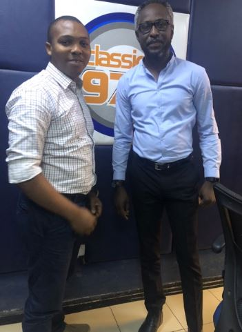 Ugodre and Debo Ajayi