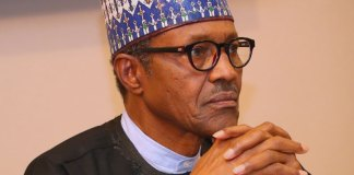 President Muhammmadu Buhari