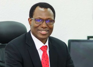 Gbenga Adebayo; Chairman of the Association of Licensed Telecoms Companies of Nigeria  (ALTON)