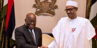 Ghana - Nigeria